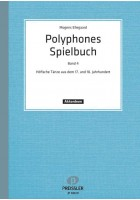 Polyphones Spielbuch, Band 4