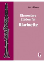 Elementare Etüden für Klarinette
