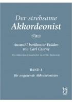 Der strebsame Akkordeonist, Band 1