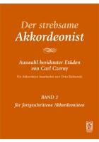 Der strebsame Akkordeonist, Band 2
