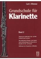 Grundschule für Klarinette, Band 2