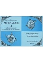 Musenmusik, Band 2. 5 Ensemblestücke für zwei, vie