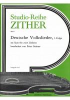 Studio-Reihe Zither 1