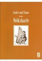 Lieder und Tänze für die Volksharfe, Band 1