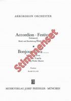 Accordion Festival / Bonjour, cava