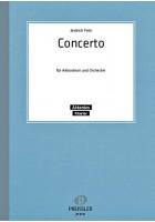 Concerto für Akkordeon u. Orchester