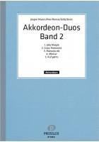 Akkordeon-Duos, Band 2