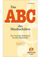 Das Abc des Musikschülers Ausgabe A